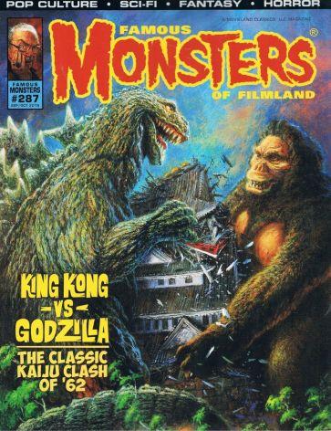 FM 287 - Godzilla v Kong