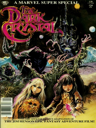 24 DARK CRYSTAL