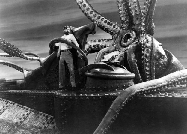 Behind The Scenes Of Disney S 20 000 Leagues Under The