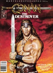 Marvel Comics Super Special 035 - Conan the Destroyer (c2c) (1984) (GCA-Empire)