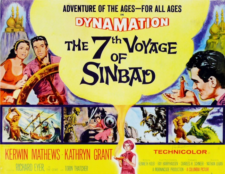 The 7th Voyage Of Sinbad (1958) 4