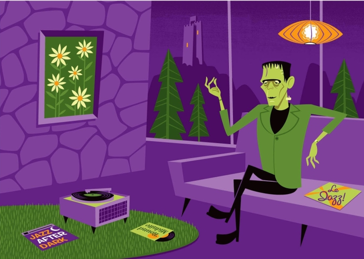 Frankenstein-Universal-Monsters-SHAG-Dark-Hall-Mansion