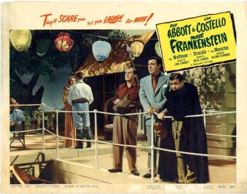 Abbott Costello Frankenstein 10