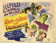 Abbott Costello Frankenstein 2