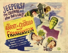 Abbott Costello Frankenstein 2