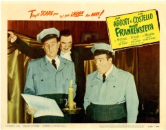 Abbott Costello Frankenstein 3