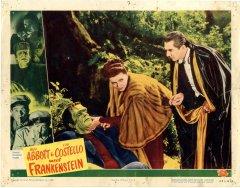 Abbott Costello Frankenstein 4