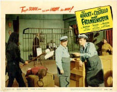 Abbott Costello Frankenstein 5