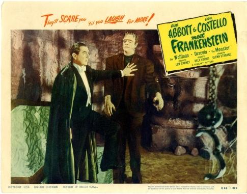 Abbott Costello Frankenstein 9