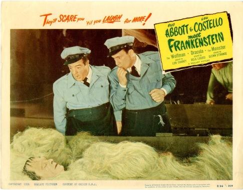 Abbott Costello Frankenstein
