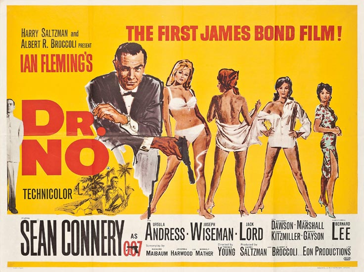 mitchell-hooks-b-1923-dr-no-1962-eon-united-artists-british-james-bond-posters