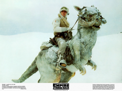 Star Wars Empire Strikes Back LC 6
