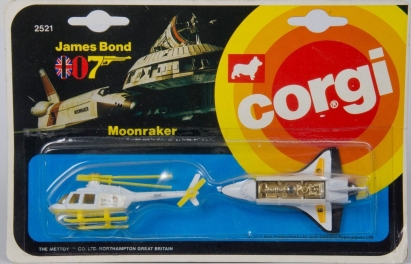 Corgi-Juniors-2521-007-Moonraker-Twin-Pack-Signed